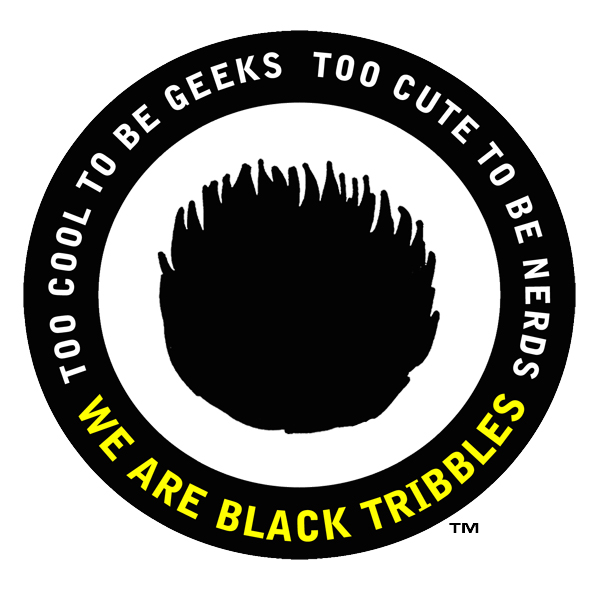Black Tribbles Logo